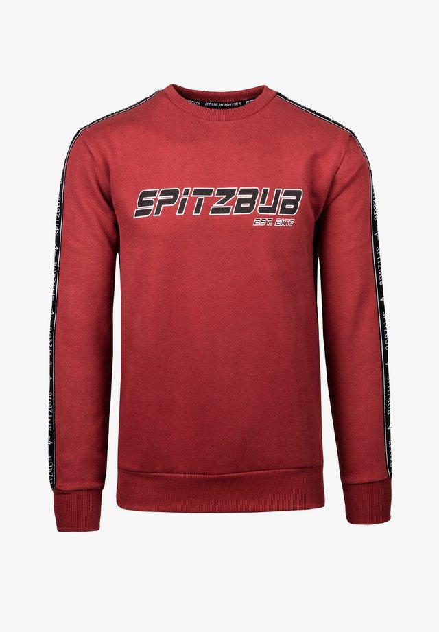 MORITZ - Sweatshirt - rot