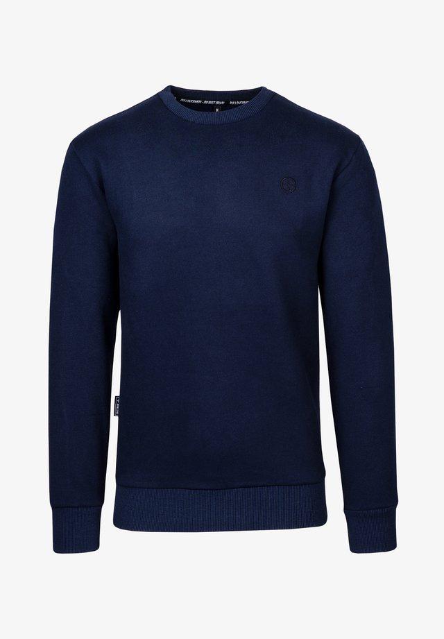 ROBERT - Sweatshirt - blau