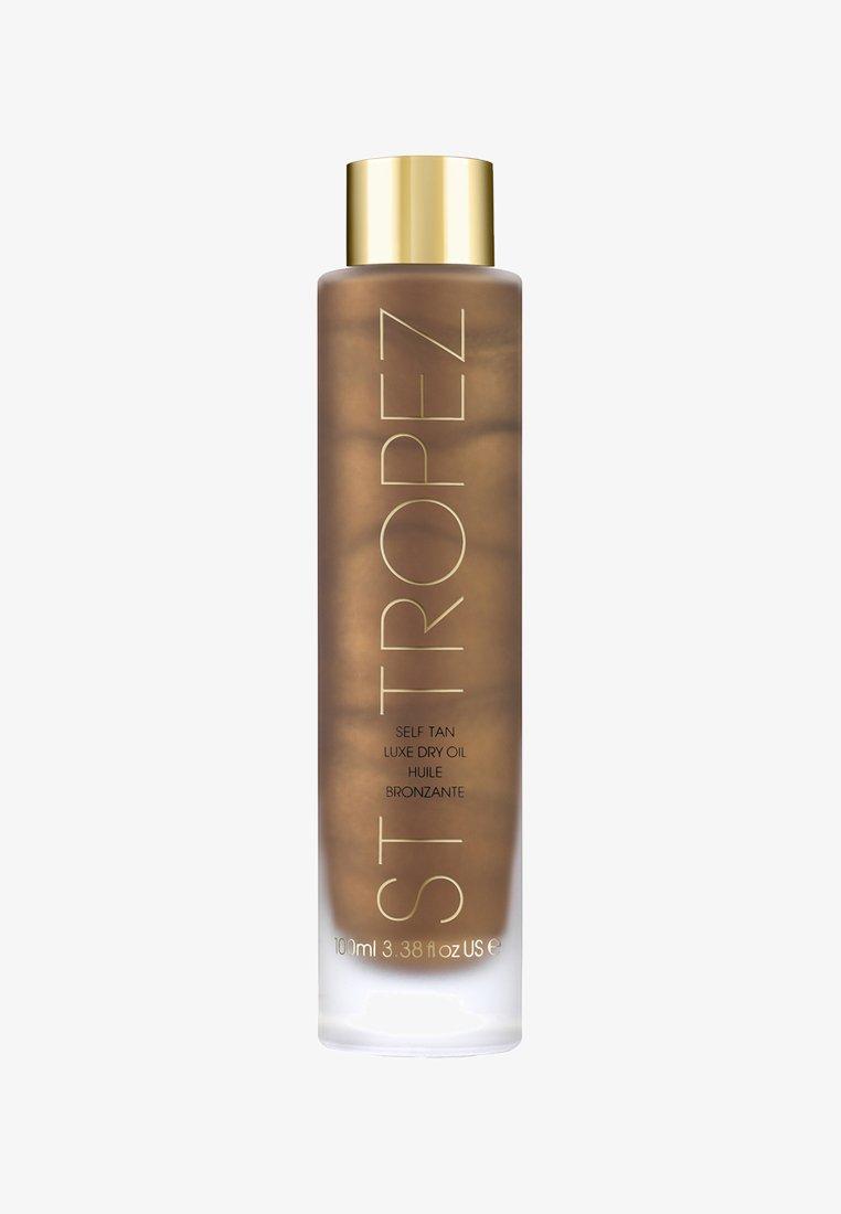 St. Tropez - SELF TAN LUXE BODY OIL 100ML - Self tan - neutral