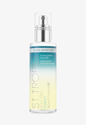 SELF TAN PURITY BRONZING WATER FACE MIST 80ML - Autoabbronzante - -