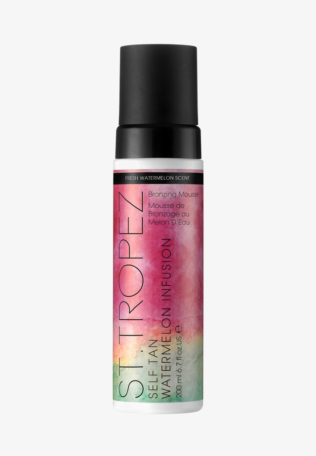 SELF TAN WATERMELON INFUSION BRONZING MOUSSE 200ML - Self tan - -