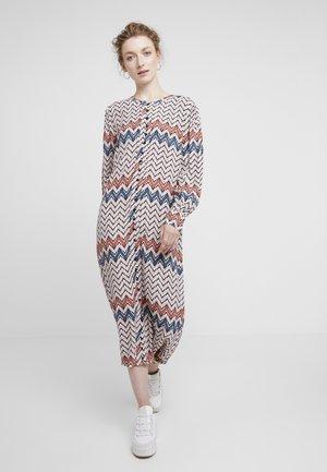 Blusenkleid - multi-coloured