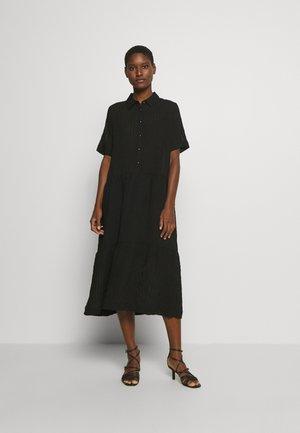 RAY - Shirt dress - black