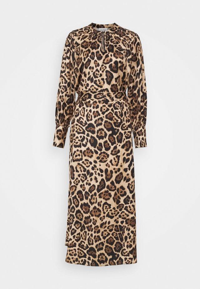 SANDRA - Day dress - leopard