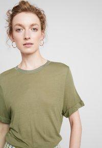 Six Ames - EDEN - T-Shirt print - mermaid - 4