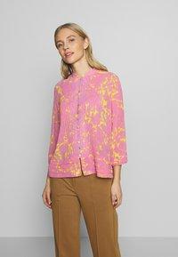 Six Ames - LELA - Camicia - light pink - 0