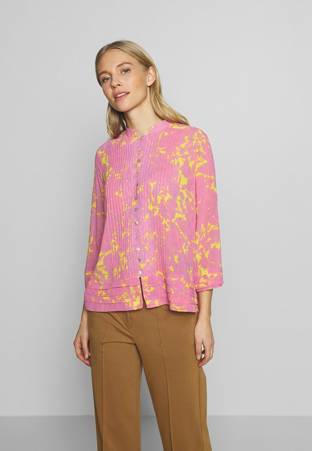 LELA - Button-down blouse - light pink