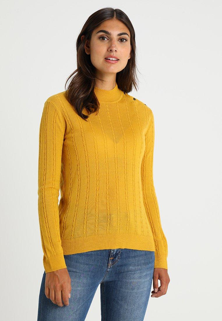 Six Ames - SUN - Jersey de punto - yolk yellow