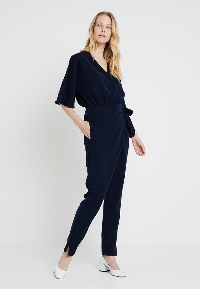 ANJA - Tuta jumpsuit - night sky