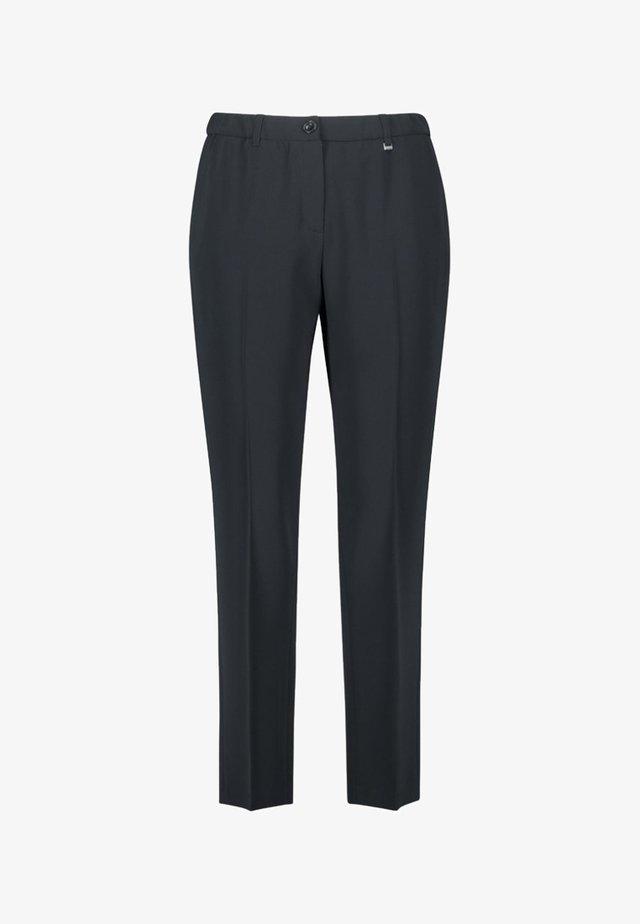 GRETA - Pantalon classique - marine
