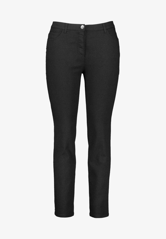 BETTY - Pantalon classique - black