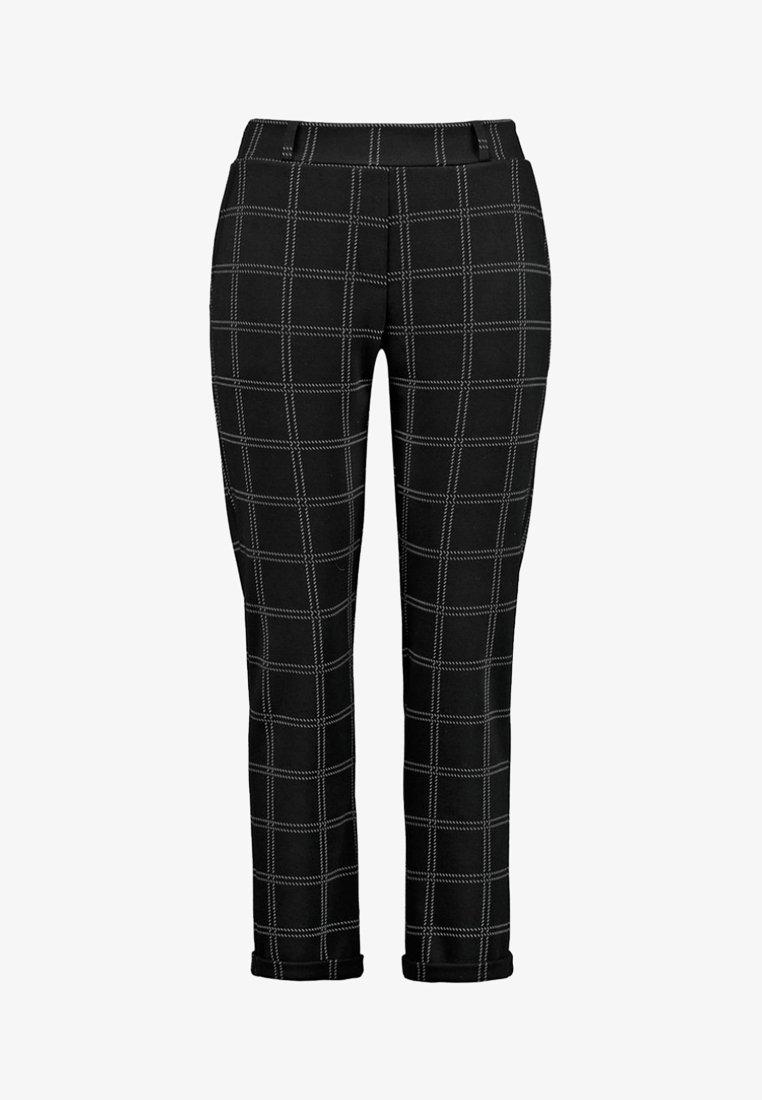 Samoon - MIT KARO-DESIGN - Trousers - black