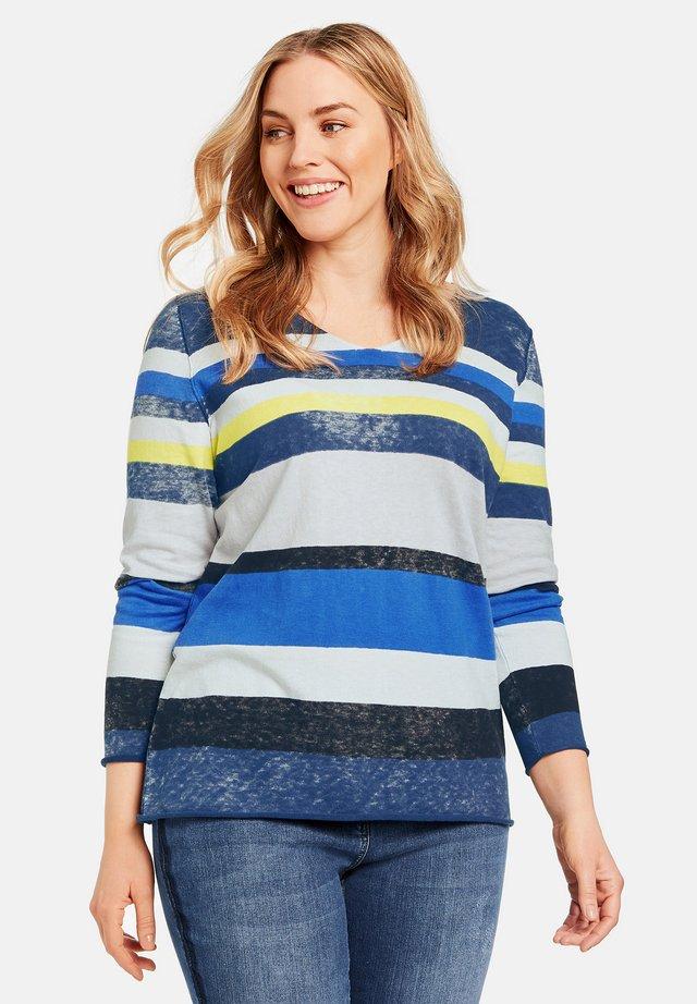 Pullover - estate blue