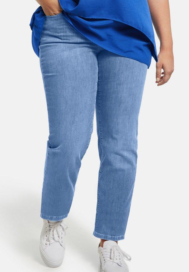 Jean droit - light blue denim