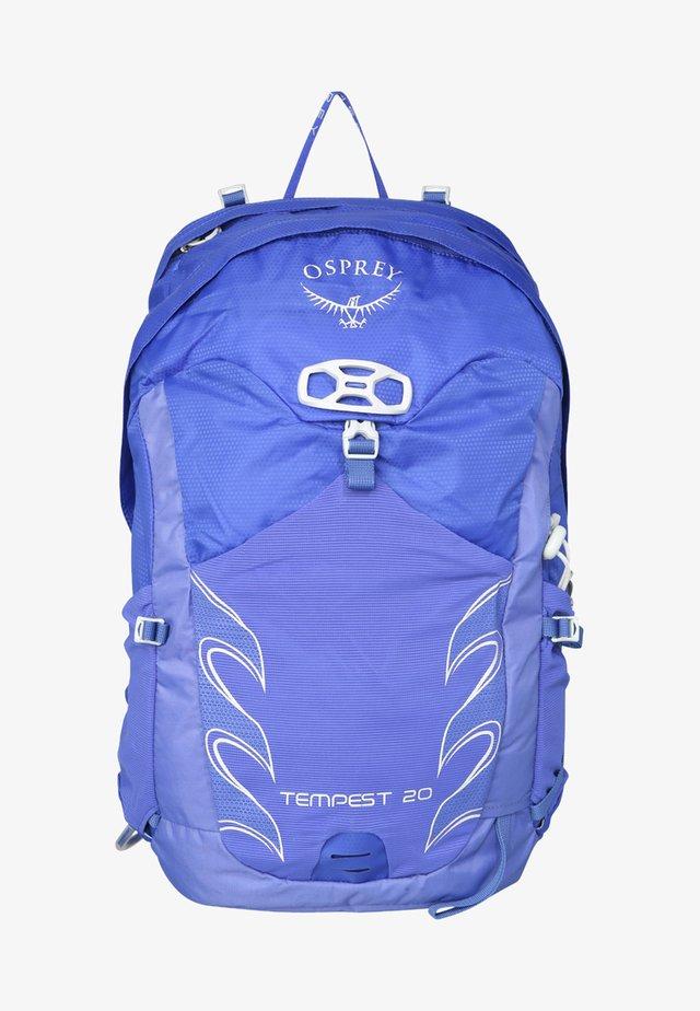 TEMPEST 20 - Zaino da viaggio - iris blue