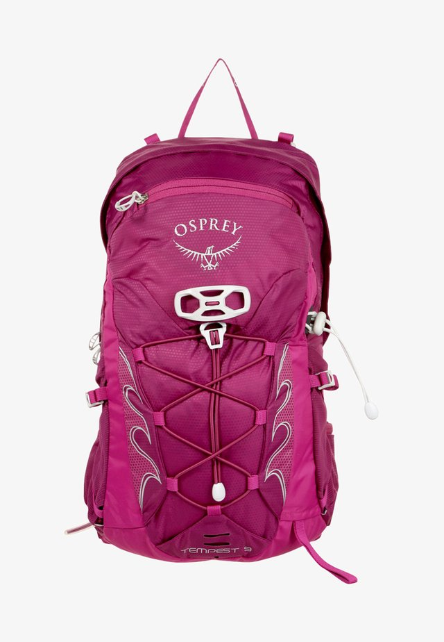 TEMPEST 9l - Backpack - mystic magenta