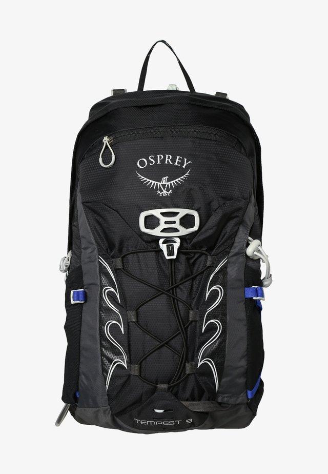 TEMPEST 9l - Backpack - black