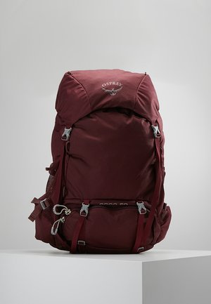 RENN 50 - Hiking rucksack - aurora purple