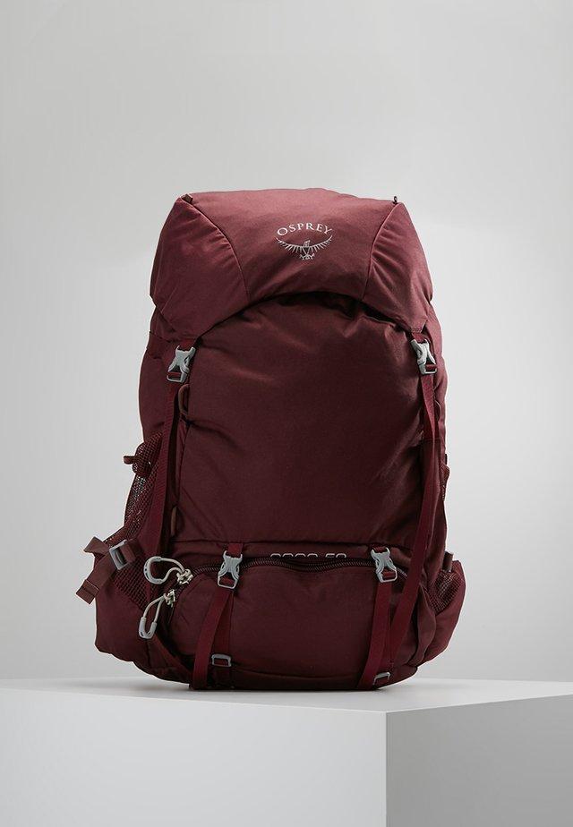 RENN 50 - Hiking rucksack - aurora purple