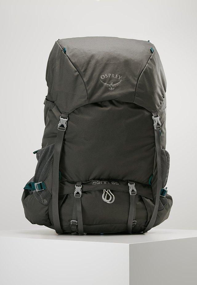 RENN 65 - Hiking rucksack - cinder grey