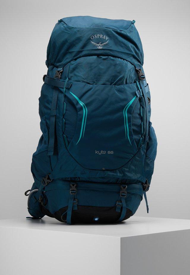 KYTE 66 - Hiking rucksack - icelake green