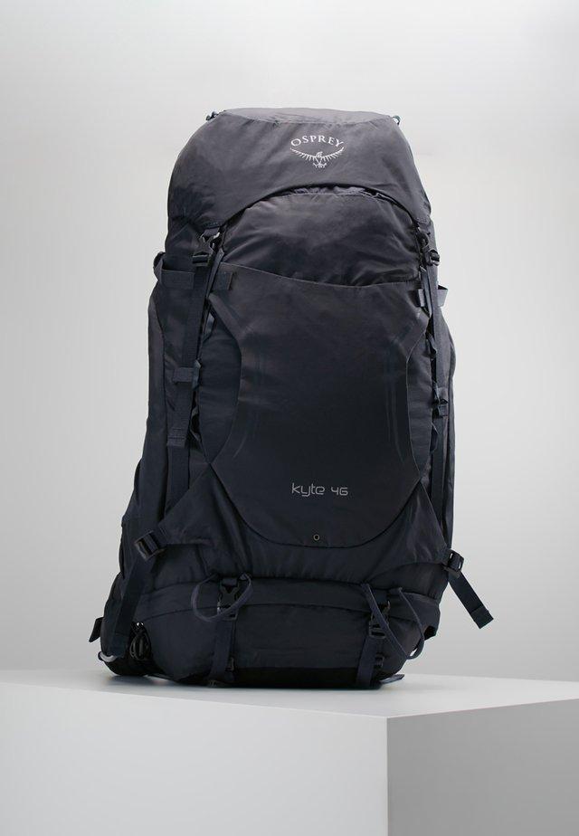 KYTE 46 - Hiking rucksack - siren grey