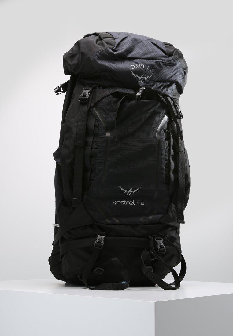 Osprey - KESTREL 48 - Hiking rucksack - ash grey