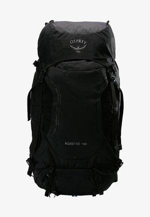 KESTREL 48 - Hiking rucksack - black