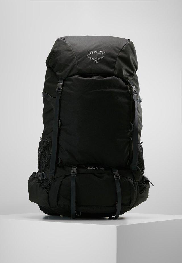 ROOK 65 - Hiking rucksack - black