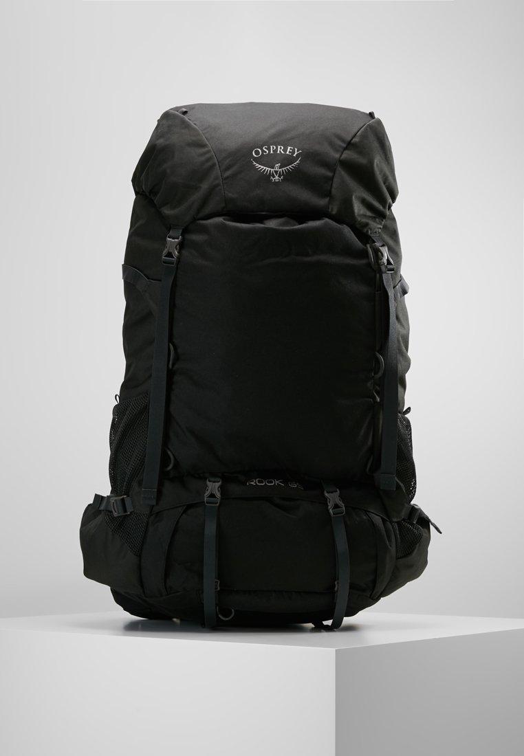 Osprey - ROOK 65 - Hiking rucksack - black