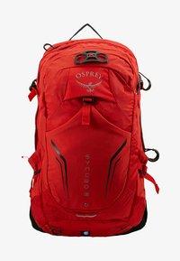 Osprey - SYNCRO 12 - Tursekk - firebelly red - 5