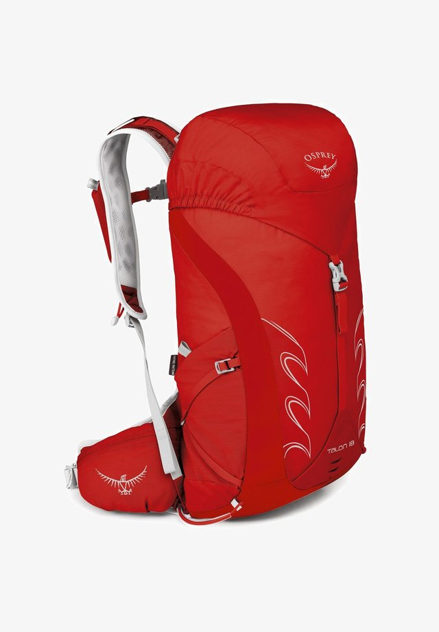 TALON  - Hiking rucksack - martian red