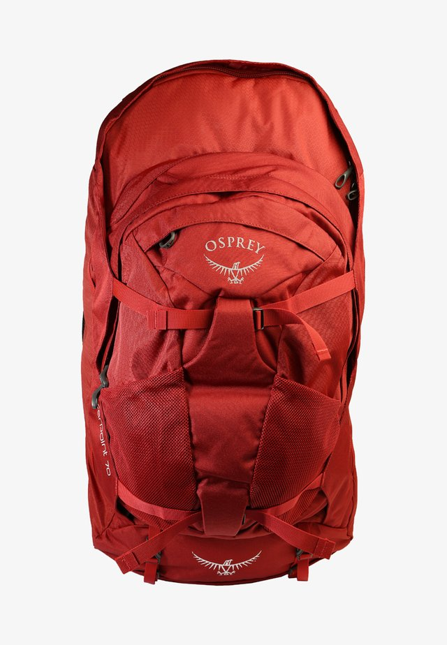 FARPOINT 70 - Backpack - jasper red