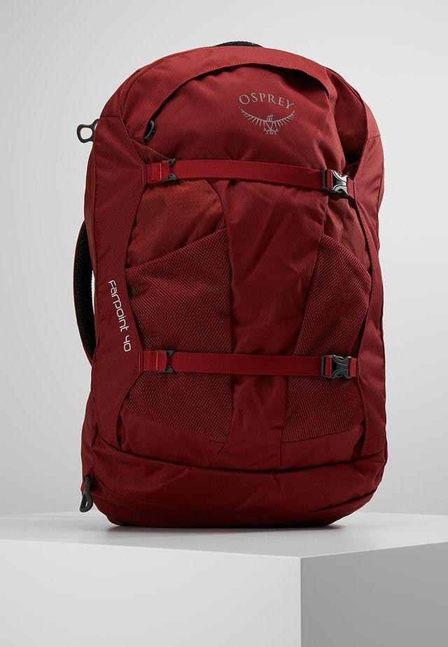 FARPOINT 38-40 l - Backpack - jasper red
