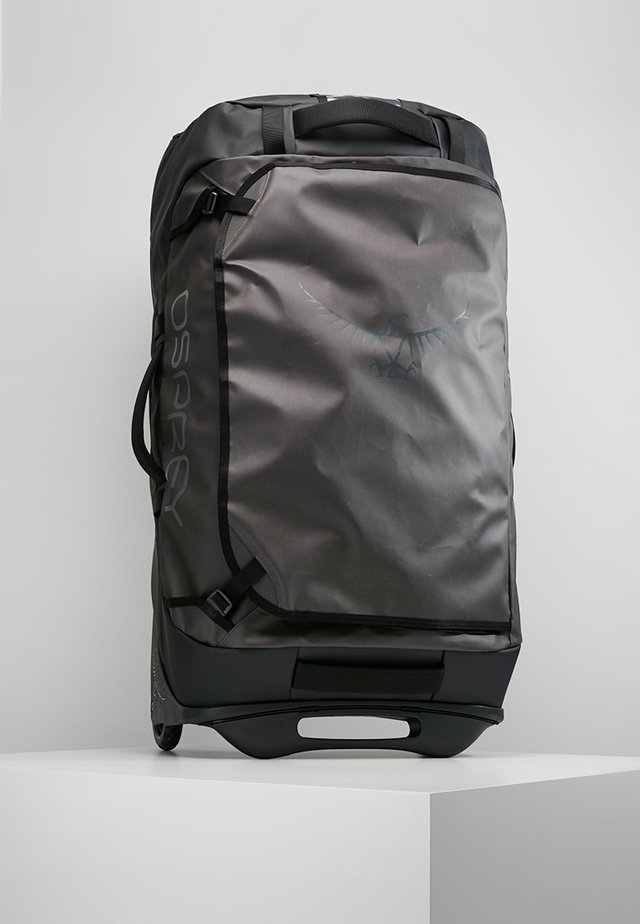 ROLLING TRANSPORTER 90 - Wheeled suitcase - black