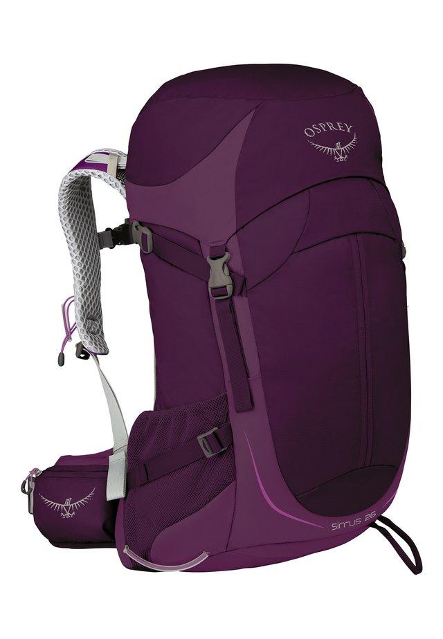 SIRRUS  - Rucksack - ruska purple