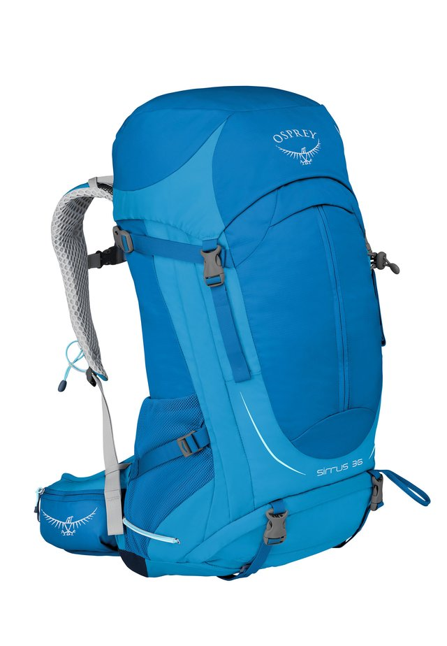 SIRRUS  - Mochila - summit blue