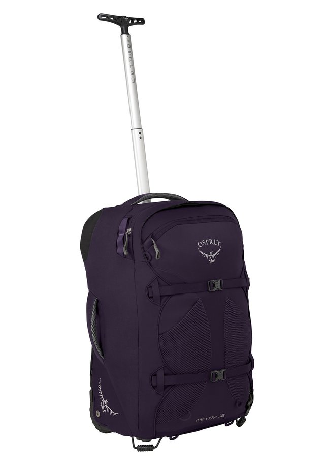 Trolley - amulet purple