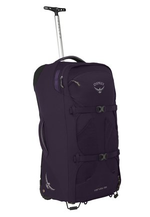 Wheeled suitcase - amulet purple