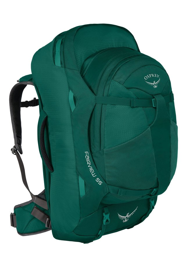 Mochila - rainforest green