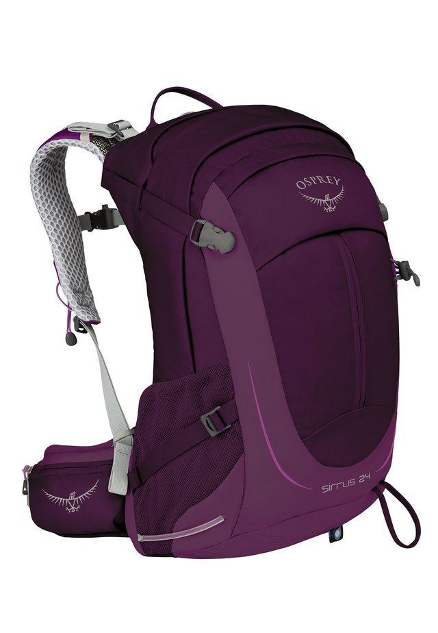 SIRRUS 24 - Rygsække - ruska purple