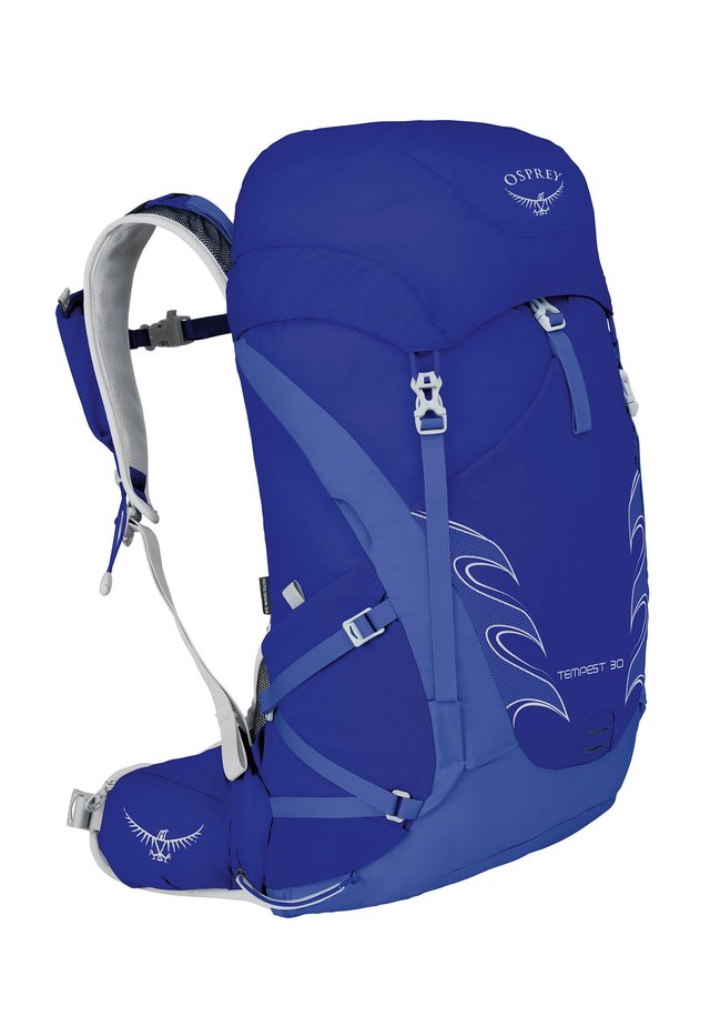 TEMPEST 30 - Rucksack - iris blue