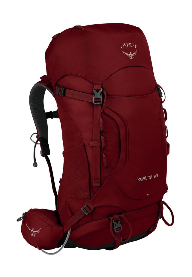 KESTREL  - Rucksack - rogue red