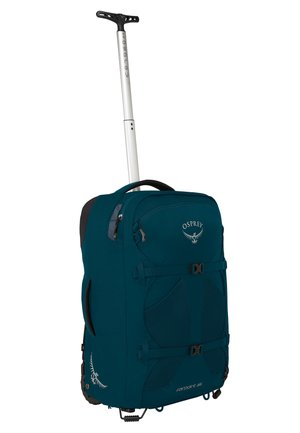 FARPOINT 36 - Wheeled suitcase - petrol blue