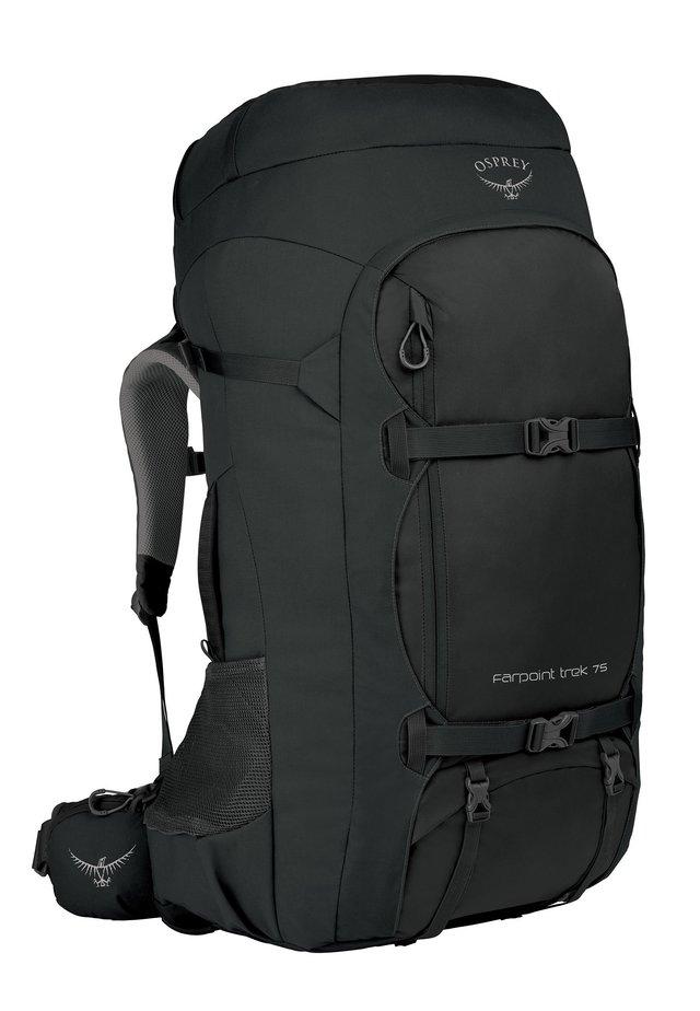 FARPOINT TREK 75 - Rucksack - black