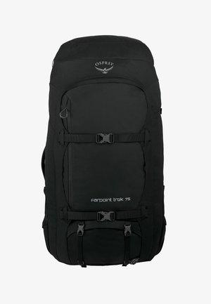 FARPOINT TREK 75 - Reppu - black