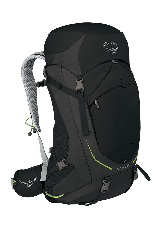 STRATOS 50 - Weekendtas - black