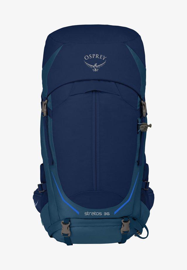Hiking rucksack - eclipse blue