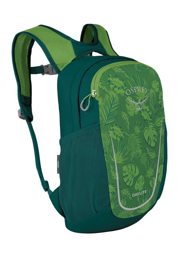 Rucksack - leafy green