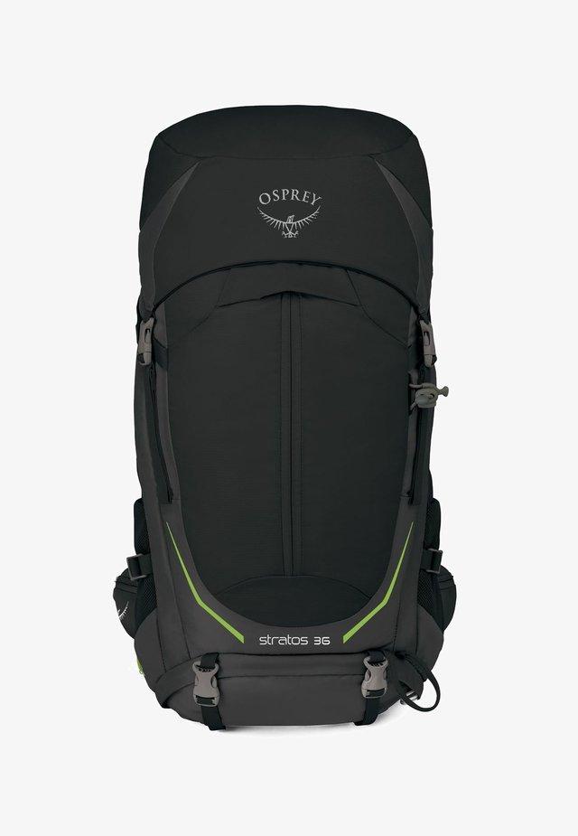 STRATOS  - Hiking rucksack - black